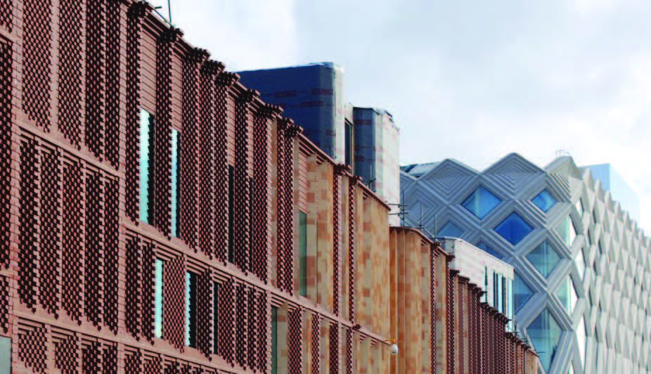 The Rise Of Brick-Faced Cladding